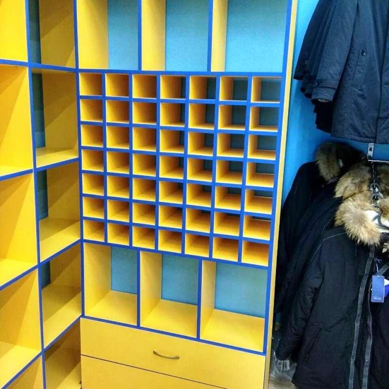 Торговая мебель-Мебель для магазина «Модель 28»-фото2