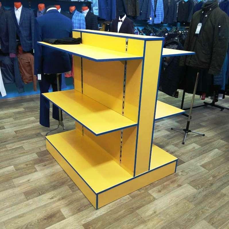 Торговая мебель-Мебель для магазина «Модель 28»-фото1
