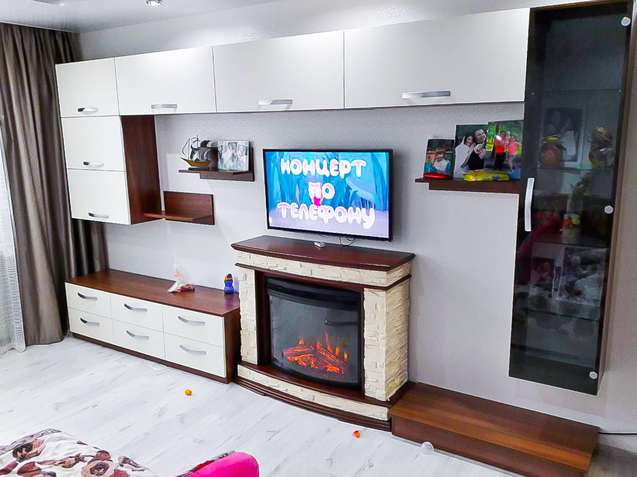 Гостиные-Стенка в гостиную «Модель 85»-фото1