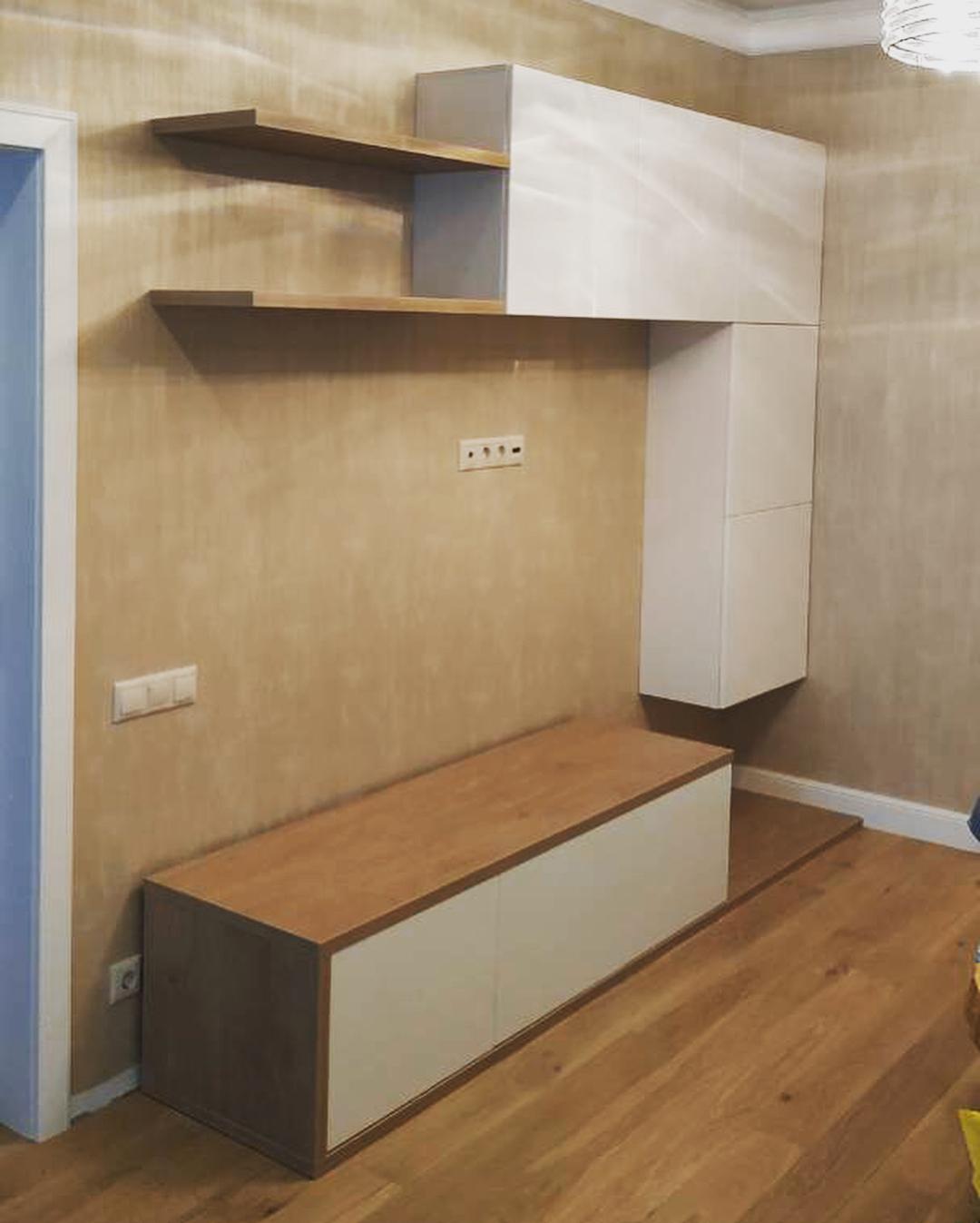 Гостиные-Стенка в гостиную «Модель 34»-фото2