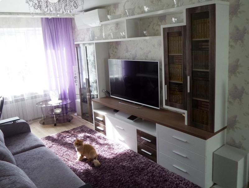 Гостиные-Стенка в гостиную «Модель 118»-фото2