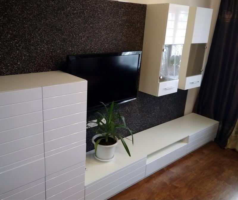 Гостиные-Стенка в гостиную «Модель 62»-фото1