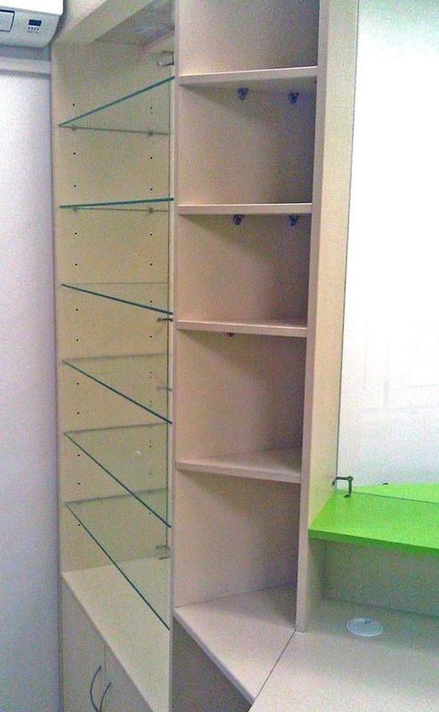 Аптека-Мебель для аптеки «Модель 183»-фото1