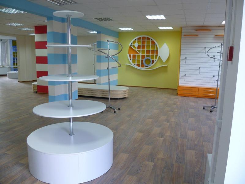 Детский магазин-Мебель для магазина «Модель 55»-фото3