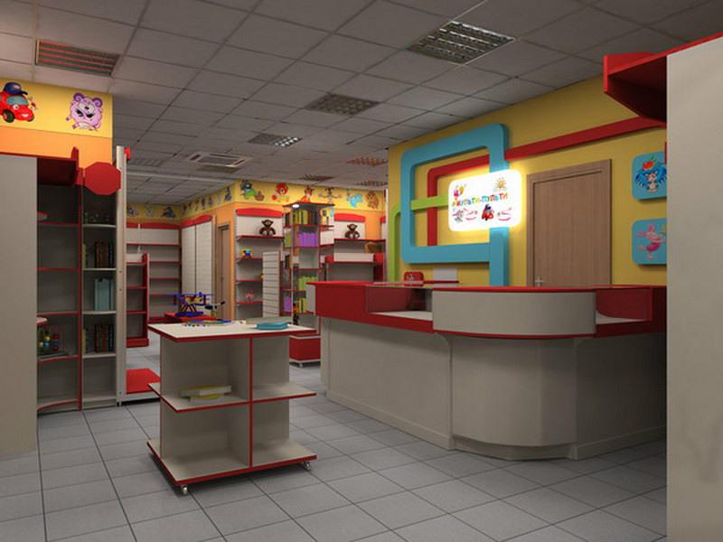 Торговая мебель-Мебель для магазина «Модель 43»-фото1