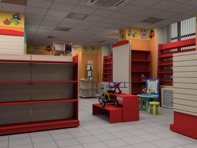 Торговая мебель-Мебель для магазина «Модель 43»-фото2