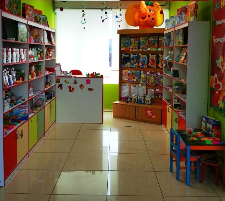 Детский магазин-Мебель для магазина «Модель 51»-фото1