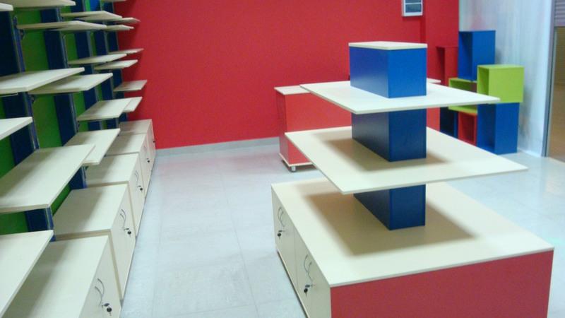 Торговая мебель-Мебель для магазина «Модель 53»-фото2