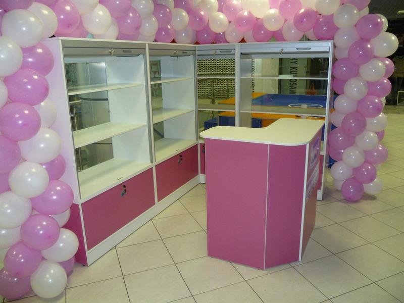 Детский магазин-Мебель для магазина «Модель 54»-фото3