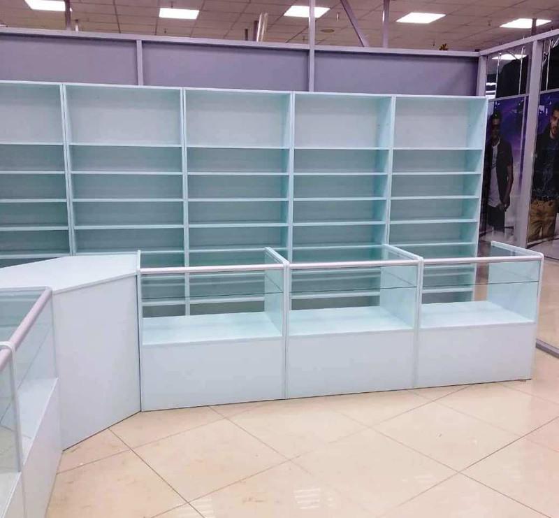 Торговая мебель-Мебель для магазина «Модель 56»-фото1