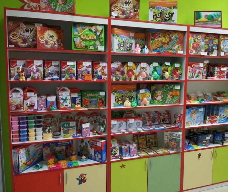 Детский магазин-Мебель для магазина «Модель 51»-фото2