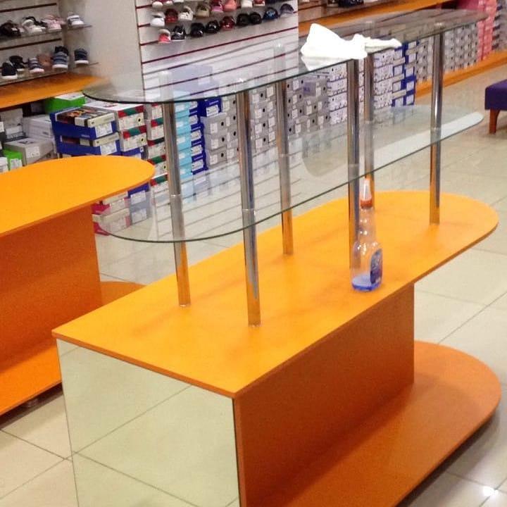 Торговая мебель-Мебель для магазина «Модель 50»-фото2