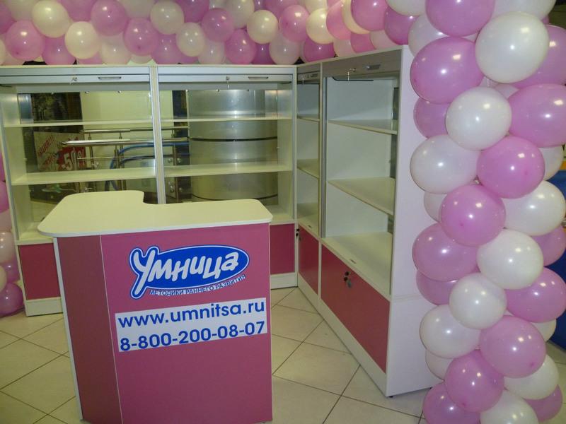 Детский магазин-Мебель для магазина «Модель 54»-фото7