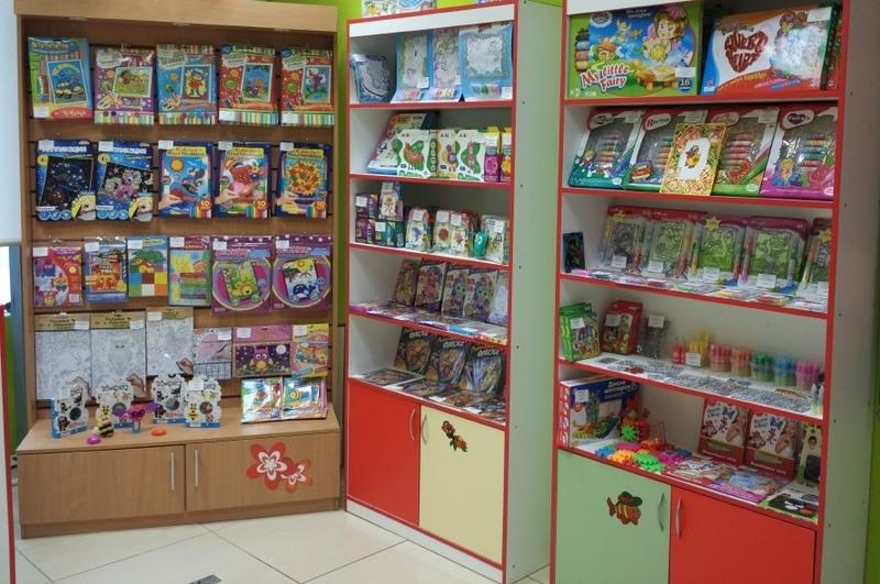 Детский магазин-Мебель для магазина «Модель 51»-фото3