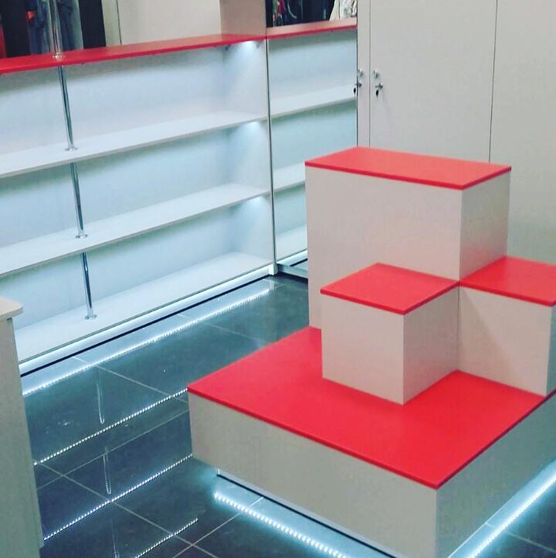 Торговая мебель-Мебель для магазина «Модель 176»-фото1