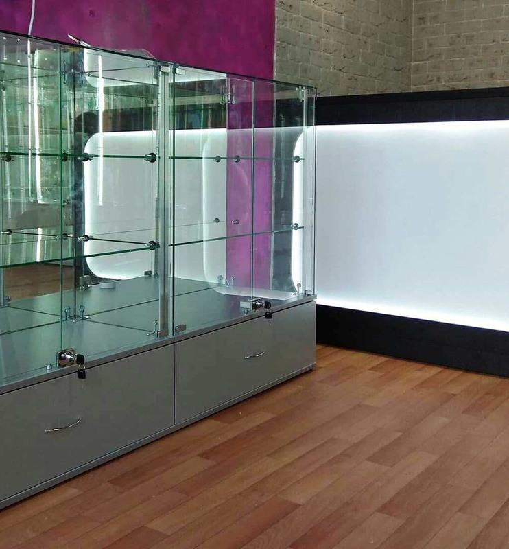 Магазин косметики-Мебель для магазина «Модель 171»-фото1