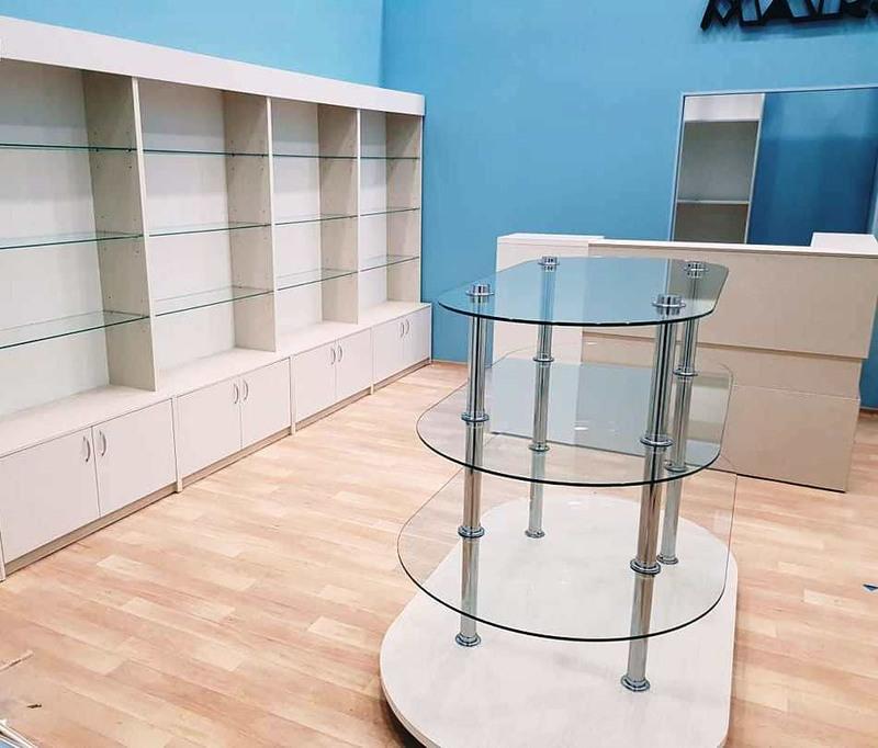 Торговая мебель-Мебель для магазина «Модель 34»-фото1