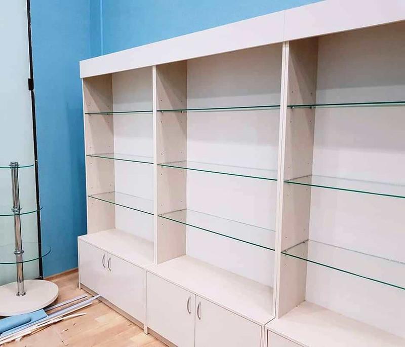 Торговая мебель-Мебель для магазина «Модель 34»-фото2