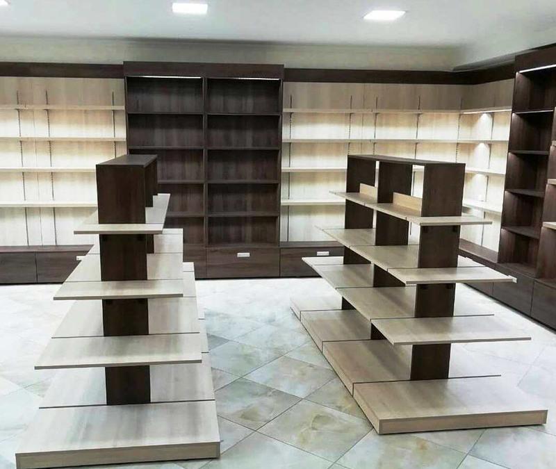 Торговая мебель-Мебель для магазина «Модель 35»-фото1