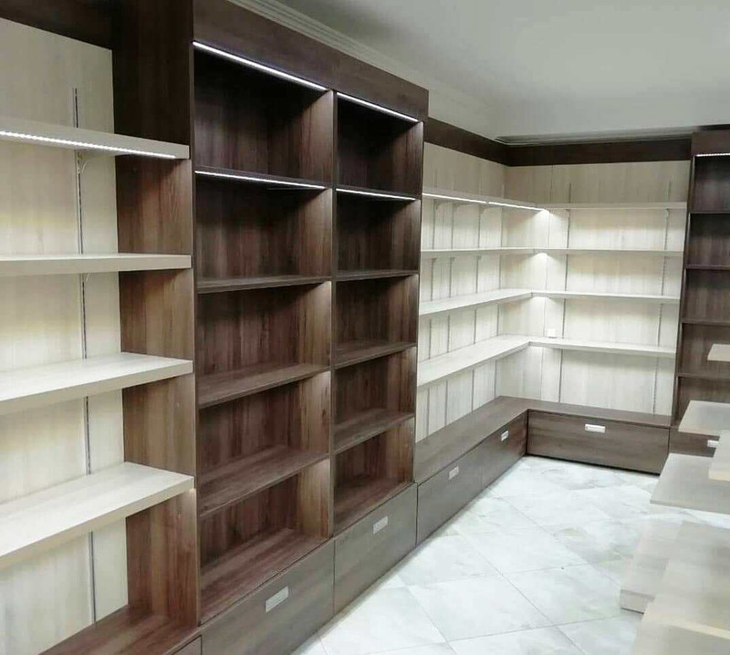 Торговая мебель-Мебель для магазина «Модель 35»-фото2