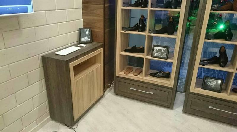 Торговая мебель-Мебель для магазина «Модель 40»-фото4