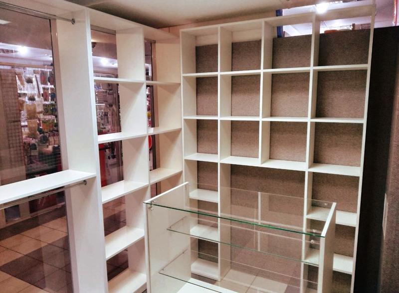 Торговая мебель-Мебель для магазина «Модель 39»-фото3