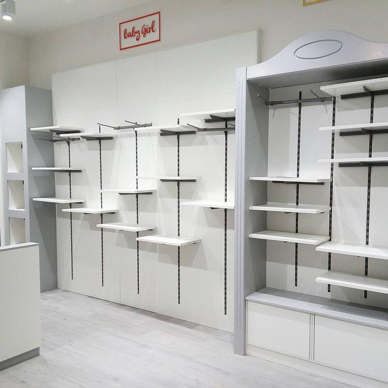 Торговая мебель-Мебель для магазина «Модель 38»-фото1