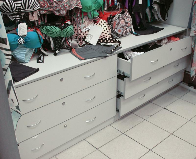 Магазин одежды-Мебель для магазина «Модель 33»-фото7