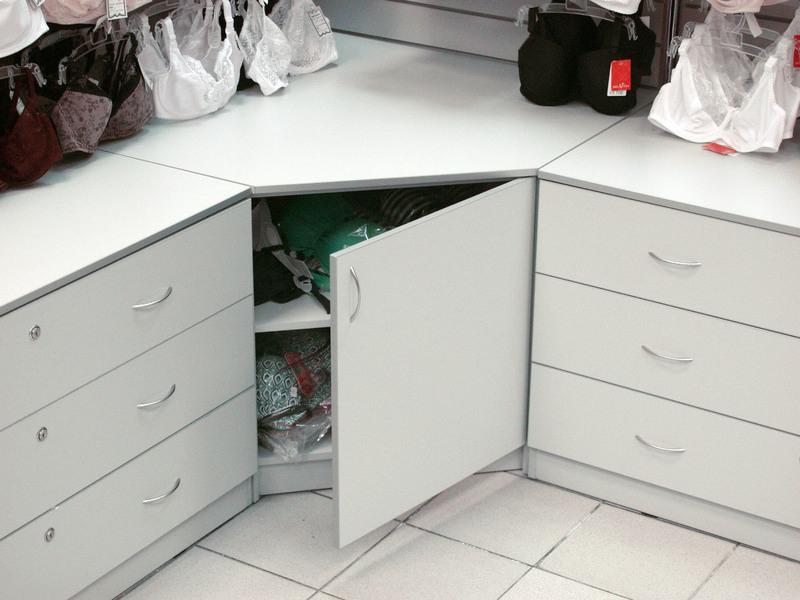 Магазин одежды-Мебель для магазина «Модель 33»-фото3