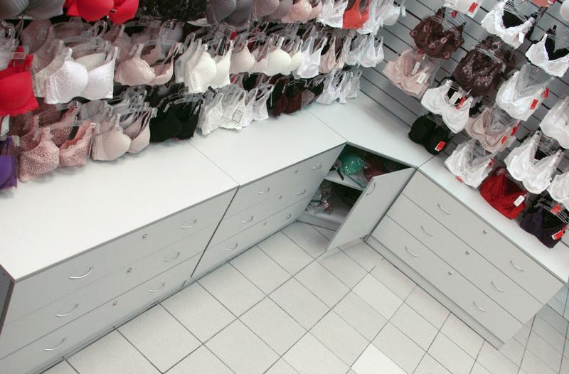 Магазин одежды-Мебель для магазина «Модель 33»-фото8