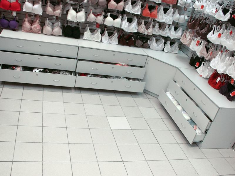 Магазин одежды-Мебель для магазина «Модель 33»-фото4