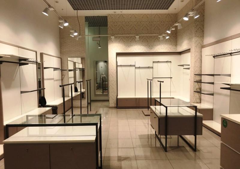Торговая мебель-Мебель для магазина «Модель 25»-фото1