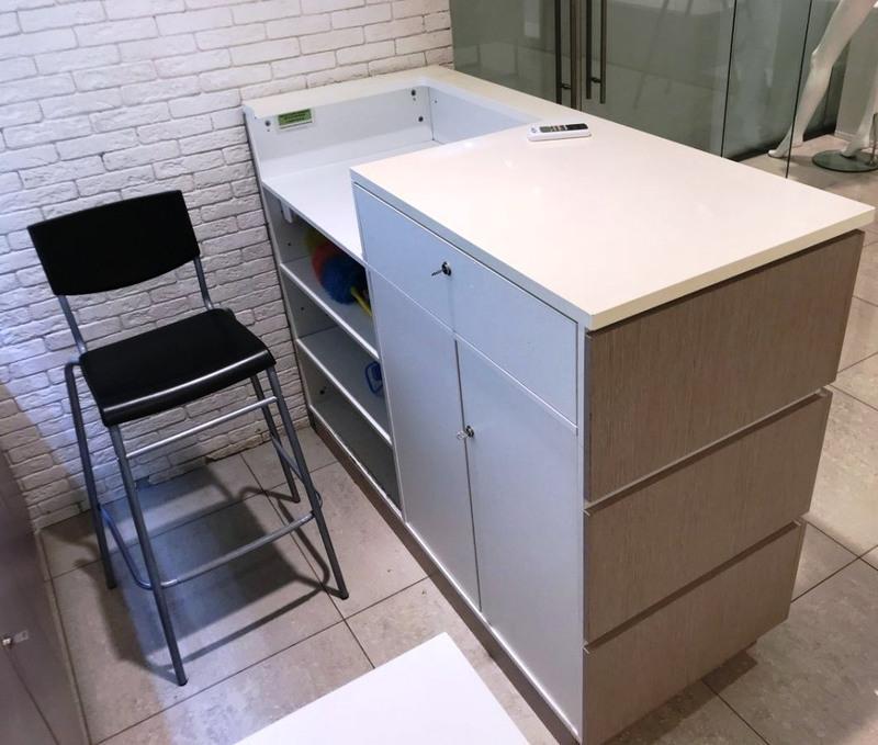 Торговая мебель-Мебель для магазина «Модель 25»-фото3