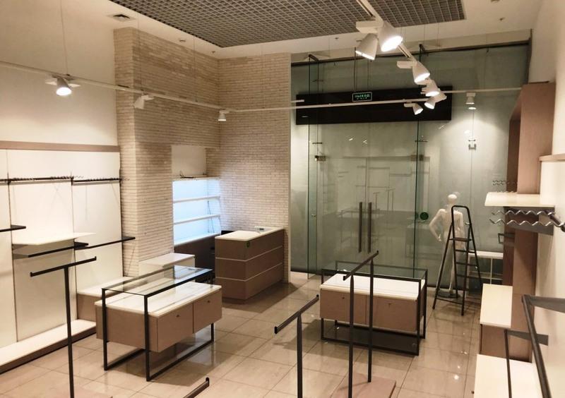Торговая мебель-Мебель для магазина «Модель 25»-фото4