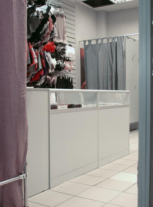 Магазин одежды-Мебель для магазина «Модель 33»-фото6