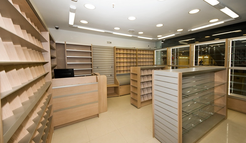 Торговая мебель-Мебель для магазина «Модель 22»-фото3