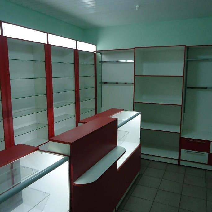 Торговая мебель-Мебель для магазина «Модель 18»-фото1