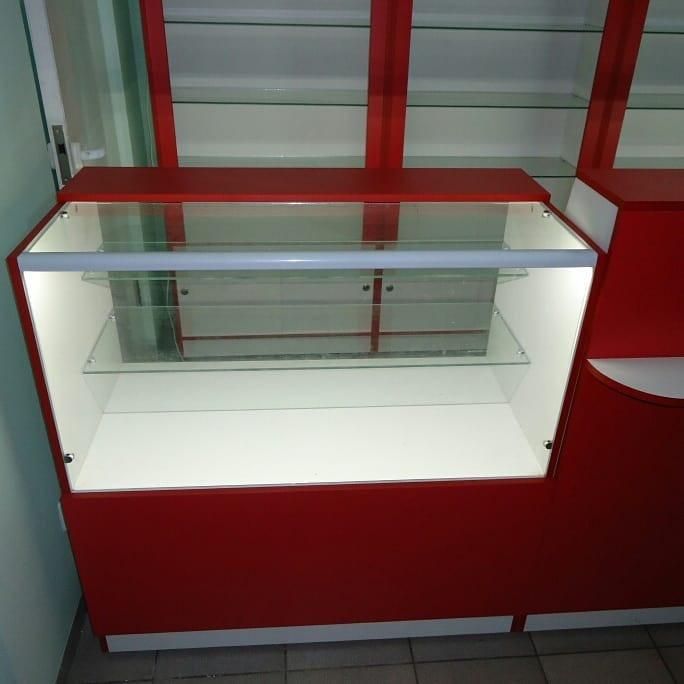 Торговая мебель-Мебель для магазина «Модель 18»-фото2