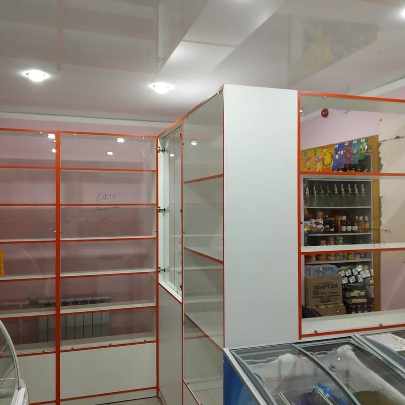 Торговая мебель-Мебель для магазина «Модель 15»-фото1