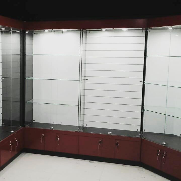 Торговая мебель-Мебель для магазина «Модель 74»-фото1