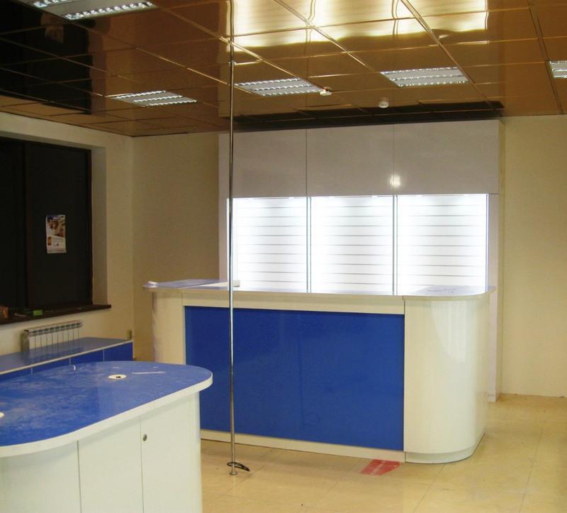 Торговая мебель-Мебель для магазина «Модель 76»-фото5