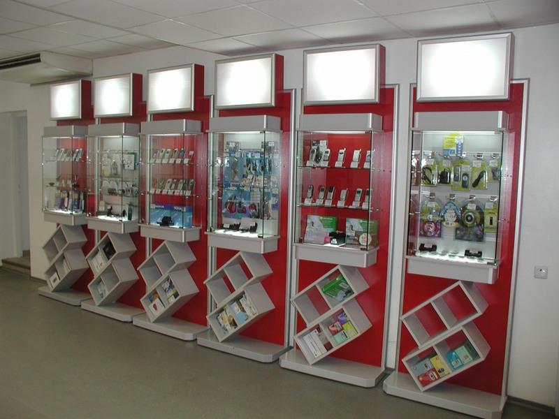 Торговая мебель-Мебель для магазина «Модель 82»-фото1