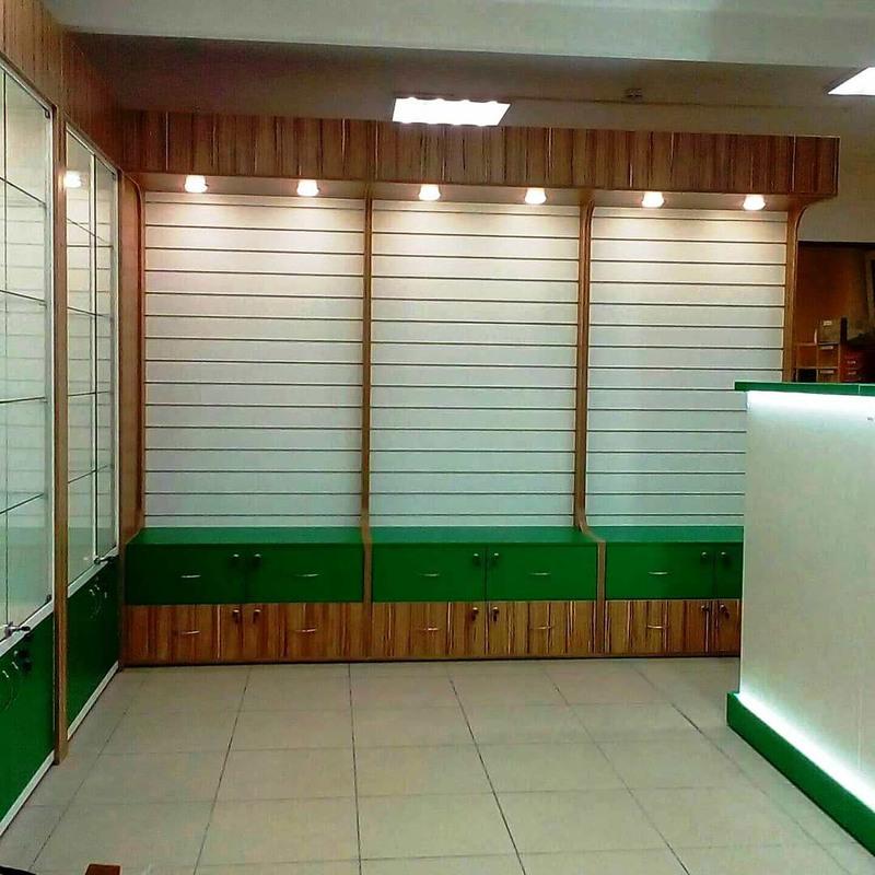 Торговая мебель-Мебель для магазина «Модель 83»-фото1