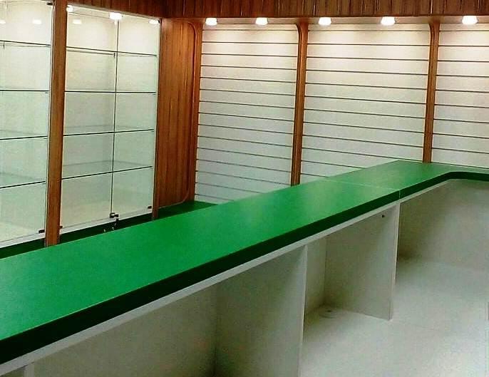 Торговая мебель-Мебель для магазина «Модель 83»-фото2