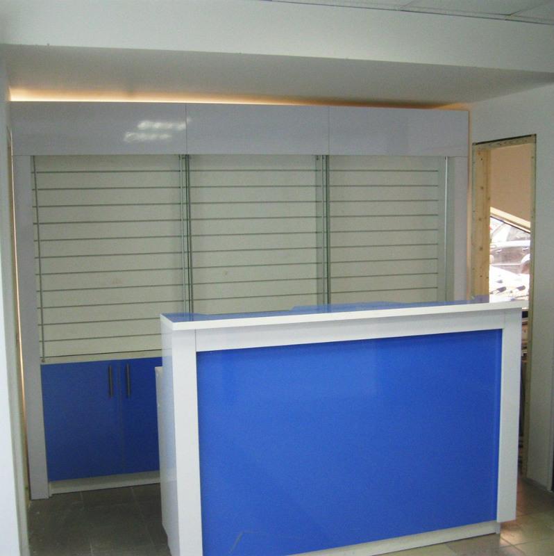 Торговая мебель-Мебель для магазина «Модель 78»-фото5
