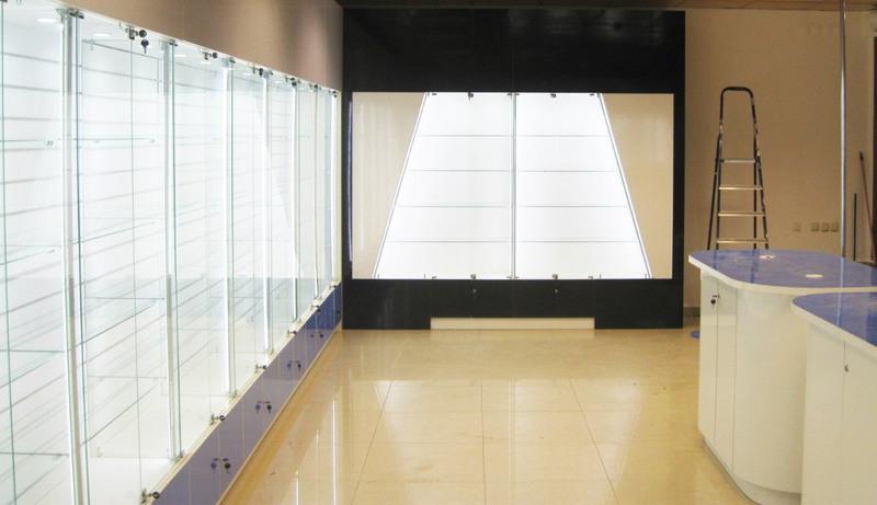 Торговая мебель-Мебель для магазина «Модель 78»-фото1