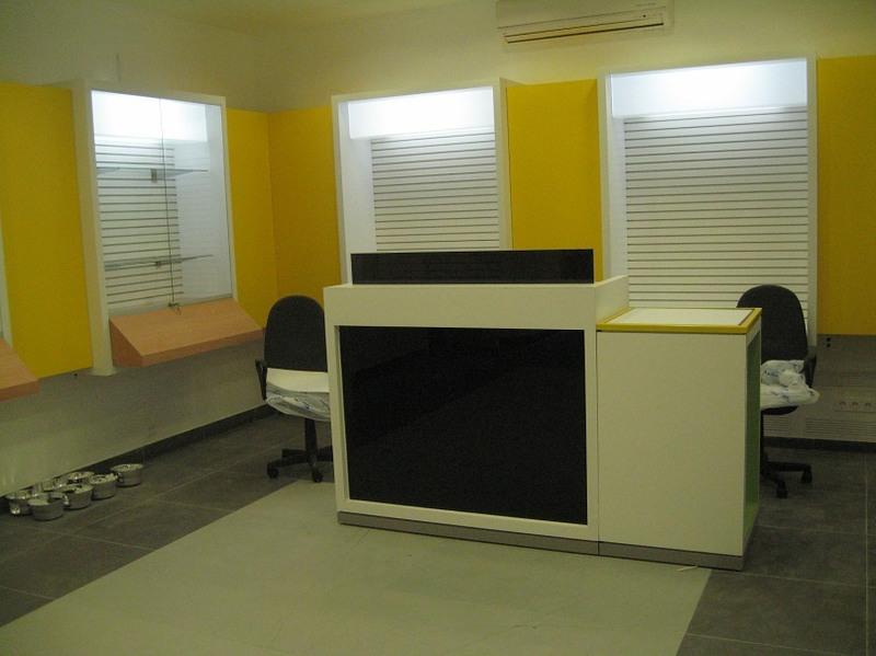 Торговая мебель-Мебель для магазина «Модель 84»-фото3