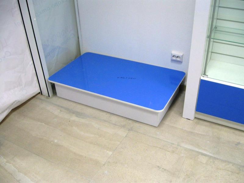 Торговая мебель-Мебель для магазина «Модель 76»-фото3