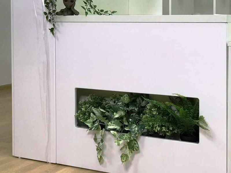 Торговая мебель-Мебель для салона «Модель 118»-фото2