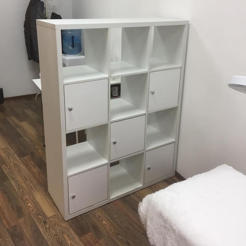 Торговая мебель-Мебель для салона «Модель 123»-фото1